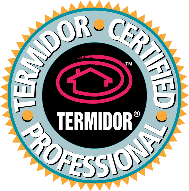 1st Choice Pest Control is a Termidor Certified Professional. When we perform a Termite treatment on your existing commercial or residential property we use America's #1 Termite defense.